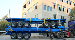 low bed trailer manufacturers