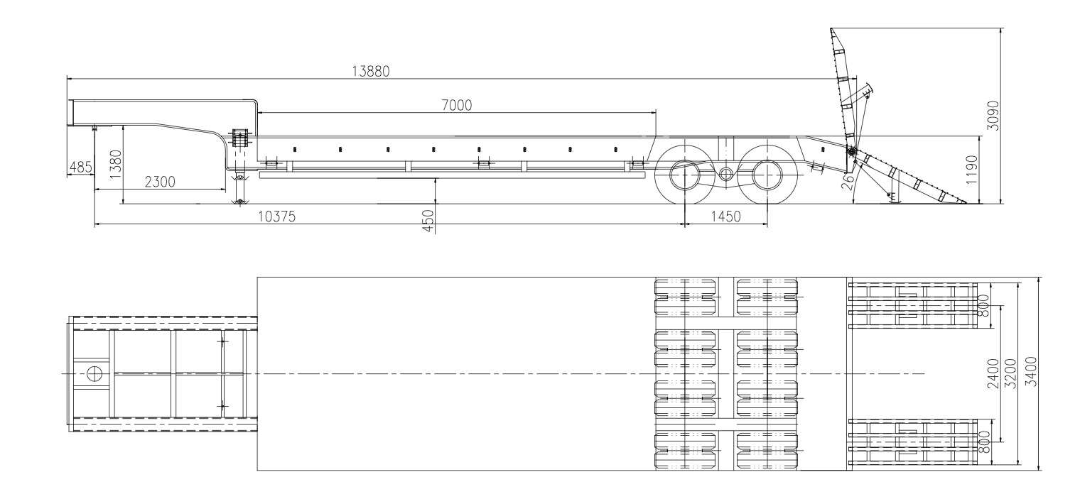 7 pin trailer diagram with Lowboy Lowbed Trailer on Trailer 7 Pin Abs Wiring Diagram furthermore Faq 4 5 Way Troubleshooting as well BS5308 Part1 Technical Information likewise 7 Way Series together with Trailer Running Lights But No Brake Lights Or Turn Signals.