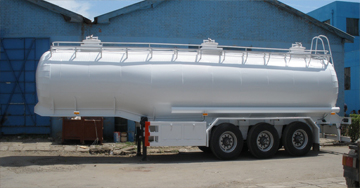 Fuel tanker for sale