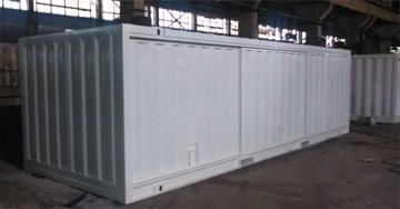 sliding door container for sale