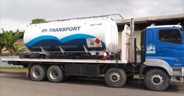 demountable oil tanker for sale