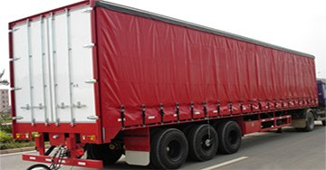 Curtain Side Trailer For Sale