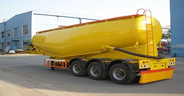 Bulk cement trailer for sale